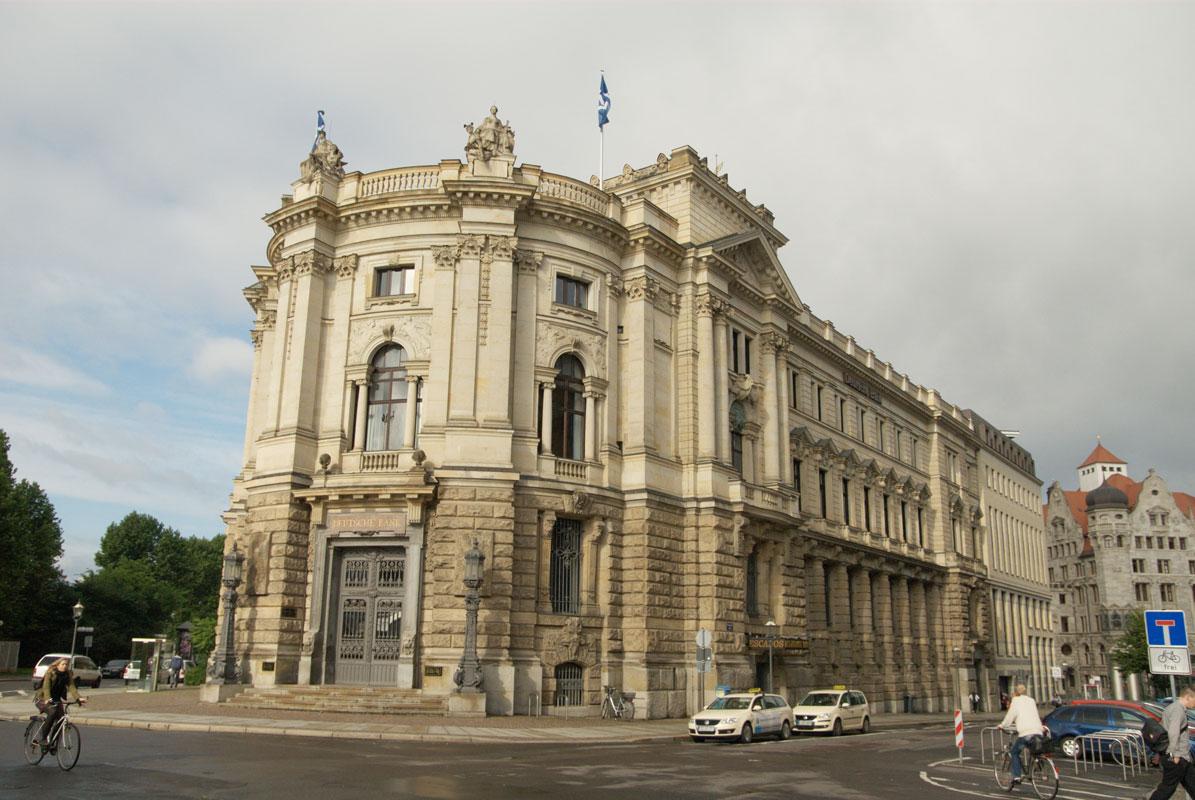 Deutsche Bank In Leipzig