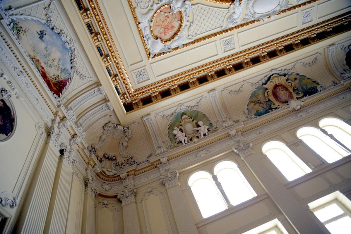 Hotel pologne leipzig steinrestaurierung hoferick for Baroque hotel